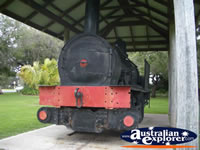 Ballarat Steam Engine Undercover . . . CLICK TO ENLARGE