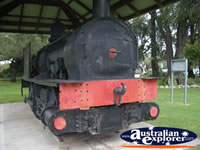 Ballarat Steam Engine in Busselton . . . CLICK TO ENLARGE