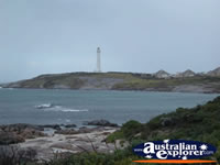 Cloudy Day at Cape Leeuwin . . . CLICK TO ENLARGE