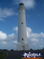 Lighthouse at Cape Leeuwin . . . CLICK TO ENLARGE