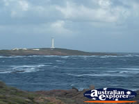 Cape Leeuwin Lighthouse From Skippy Rock Car Park . . . CLICK TO ENLARGE