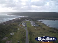 View over Cape Leeuwin from the Lighthouse . . . CLICK TO ENLARGE