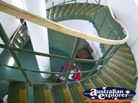 Cape Naturaliste Lighthouse Staircase . . . CLICK TO ENLARGE