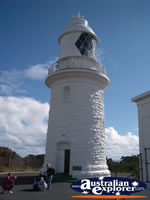 Cape Naturaliste Lighthouse Close Up . . . CLICK TO ENLARGE