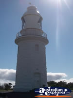Cape Naturaliste Lighthouse Closeup . . . CLICK TO ENLARGE