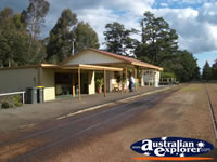Dwellingup Hotham Valley Tourist Railway Station . . . CLICK TO ENLARGE