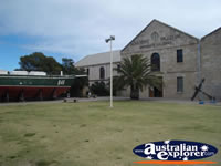 Fremantle Maritime Musuem Shipwreck Galleries . . . CLICK TO ENLARGE