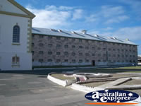 Prison at Fremantle . . . CLICK TO ENLARGE
