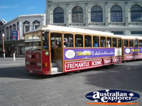 Fremantle Scenic Tram Tour . . . CLICK TO ENLARGE
