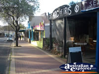Margaret River Shops . . . CLICK TO ENLARGE