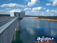 North Dandalup Dam Jetty . . . CLICK TO ENLARGE