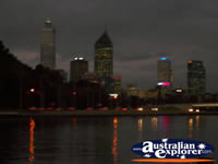 Perth View At Night . . . CLICK TO ENLARGE