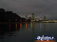 Perth Landscape At Night . . . CLICK TO ENLARGE
