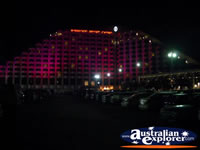 Perth Burswood Casino at Night . . . CLICK TO ENLARGE