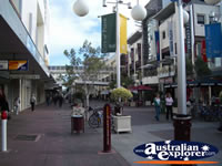 Perth Central Business District Shopping . . . CLICK TO ENLARGE