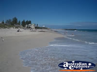 Cottesloe Beach - Just one of the many great beaches near Perth.