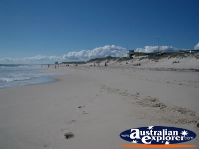 Perth Floreat Beach . . . CLICK TO VIEW ALL PERTH BEACHES POSTCARDS