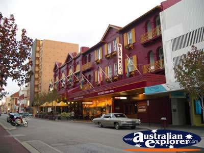 Perth Murray Street Miss Maud Swedish Hotel . . . VIEW ALL PERTH (BUILDINGS) PHOTOGRAPHS