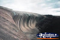 View of Wave Rock . . . CLICK TO ENLARGE