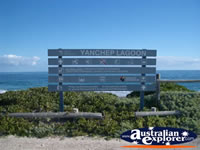 Yancheep Lagoon Sign . . . CLICK TO ENLARGE