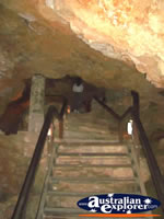 Yanchep National Park Caves Staircase . . . CLICK TO ENLARGE